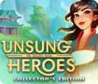 Unsung Heroes: The Golden Mask Collector's Edition juego