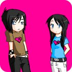 Valentine Dress up juego