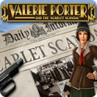Valerie Porter and the Scarlet Scandal juego