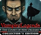 Vampire Legends: The Count of New Orleans Collector's Edition juego