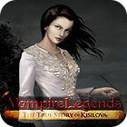 Vampire Legends: La Leyenda de Kisilova Edición Coleccionista juego