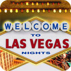 Welcome to Las Vegas Nights juego