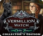 Vermillion Watch: Order Zero Collector's Edition juego