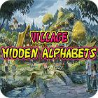 Village Hidden Alphabets juego