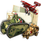 War In A Box: Paper Tanks juego