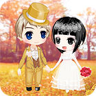 Wedding In Golden Autumn juego
