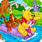 Winnie, Tigger and Piglet: Colormath Game juego