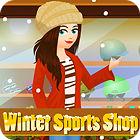 Winter Sports Shop juego