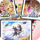 Winx Club Spin Puzzle juego