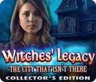 Witches' Legacy: The City That Isn't There Collector's Edition juego