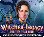Witches' Legacy: The Ties That Bind Collector's Edition juego