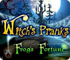 Witch's Pranks: Frog's Fortune juego