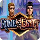 WMS Rome & Egypt Slot Machine juego