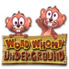 Word Whomp Underground juego