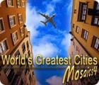 World's Greatest Cities Mosaics 4 juego