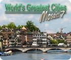 World's Greatest Cities Mosaics 7 juego