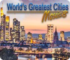 World's Greatest Cities Mosaics 8 juego
