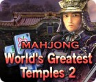 World's Greatest Temples Mahjong 2 juego