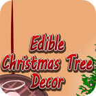 Edible Christmas Tree Decor juego