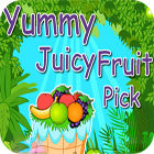 Yummy Juicy Fruit Pick juego