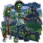 Zombie Solitaire juego