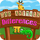 Zoo Animals Differences juego