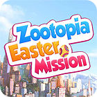 Zootopia Easter Mission juego