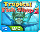 juego favorito Tropical Fish Shop 2