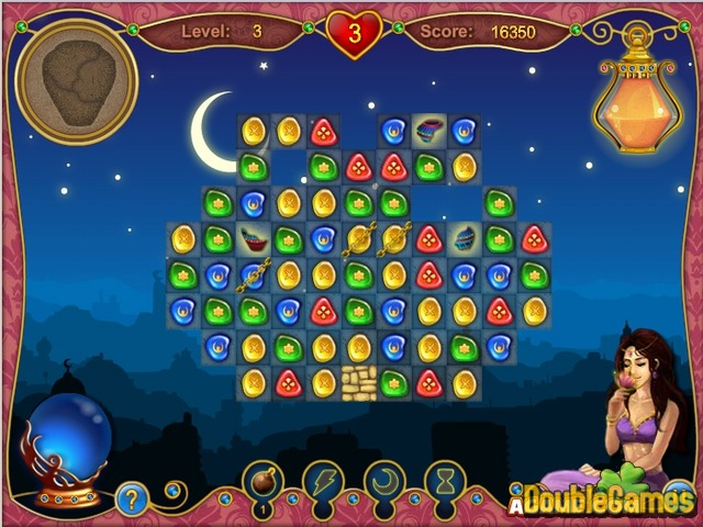 Free Download 1001 Arabian Nights Screenshot 3