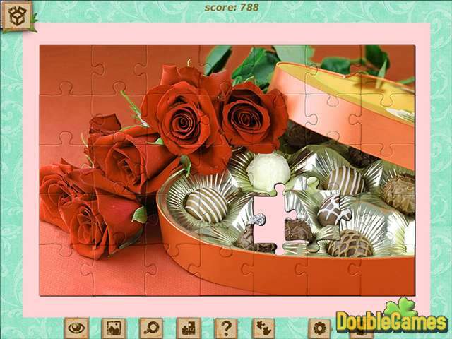 Free Download 1001 Jigsaw Home Sweet Home Wedding Ceremony Screenshot 3