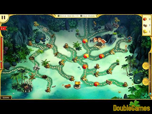 Free Download 12 Labours of Hercules IV: Mother Nature Screenshot 2