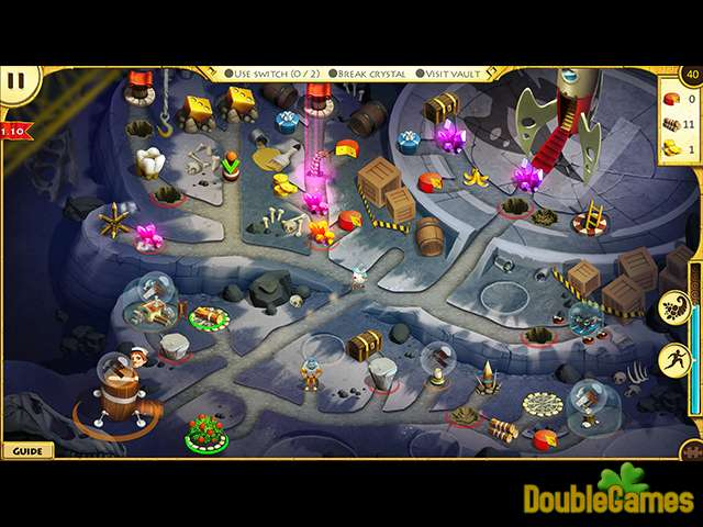 Free Download 12 Labours of Hercules IX: A Hero's Moonwalk Collector's Edition Screenshot 2