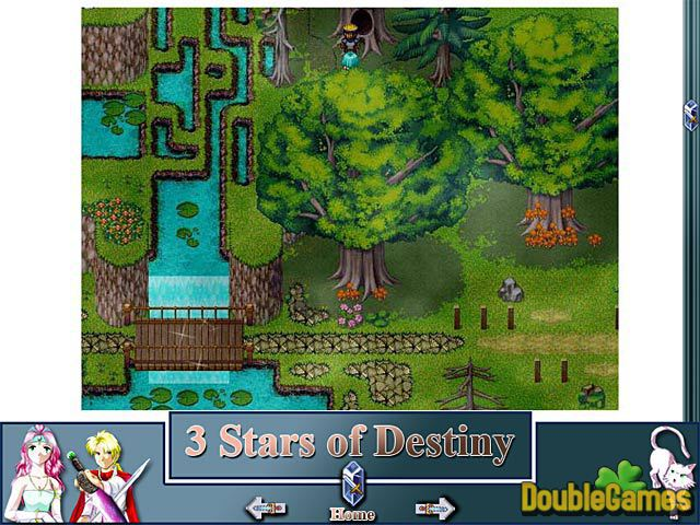 Free Download 3 Stars of Destiny Strategy Guide Screenshot 3