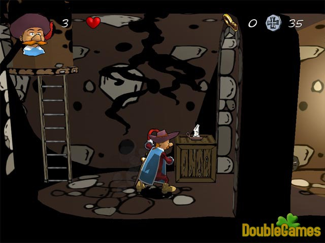 Free Download Los Tres Mosqueteros Screenshot 1