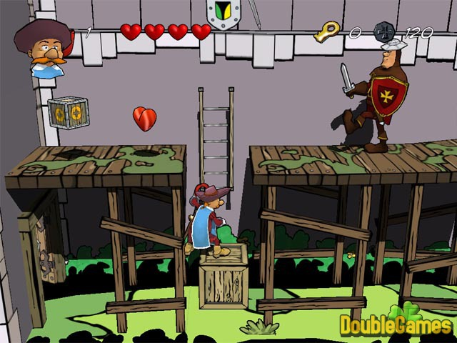 Free Download Los Tres Mosqueteros Screenshot 3