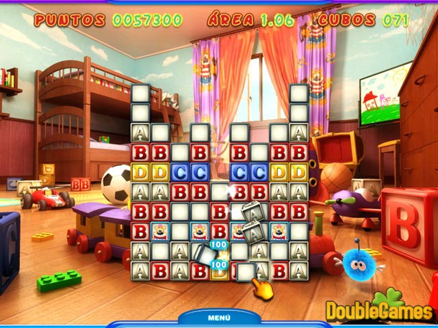 Free Download ABC Cubes: Teddy's Playground Screenshot 3