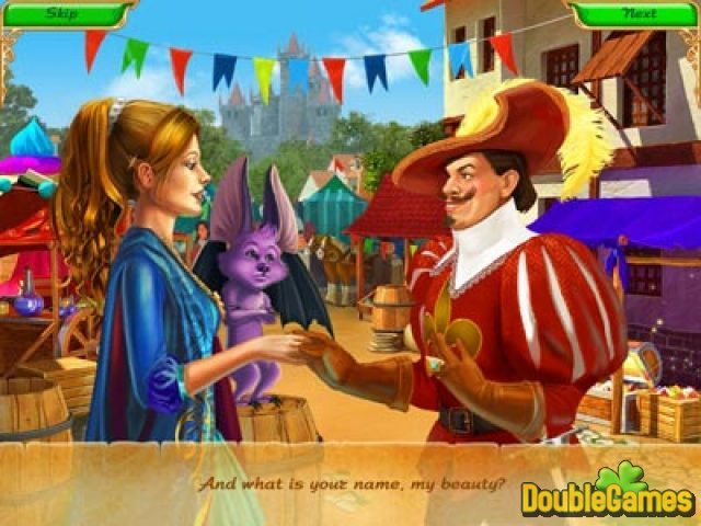 Free Download Abigail and the Kingdom of Fairs Screenshot 1