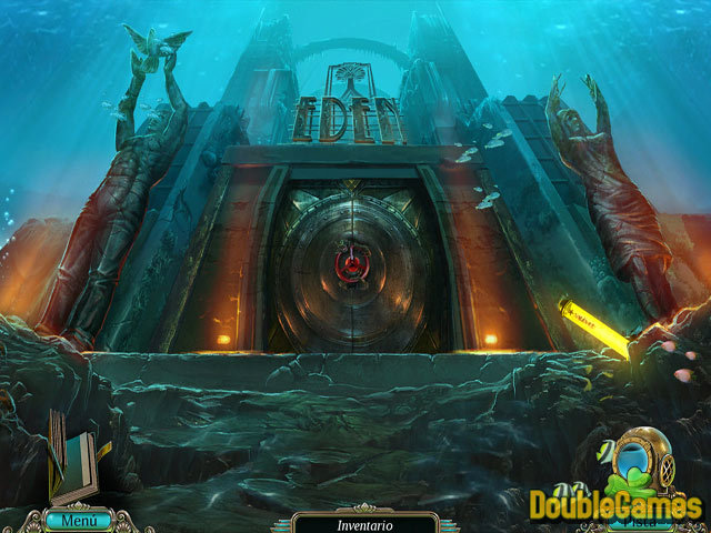 Free Download Abyss: Los Espectros del Edén Screenshot 1
