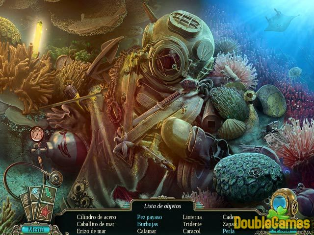 Free Download Abyss: Los Espectros del Edén Screenshot 3