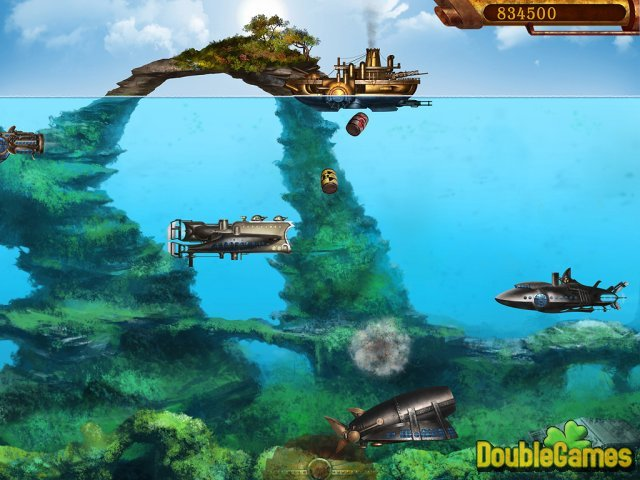 Free Download Almirante Nemo Screenshot 2