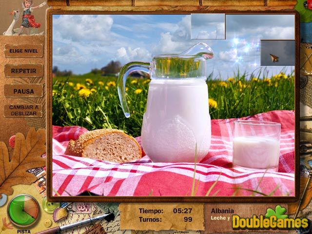 Free Download Adore Puzzle 2: Sabores de Europa Screenshot 1
