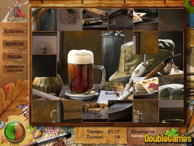 Free Download Adore Puzzle 2: Sabores de Europa Screenshot 3