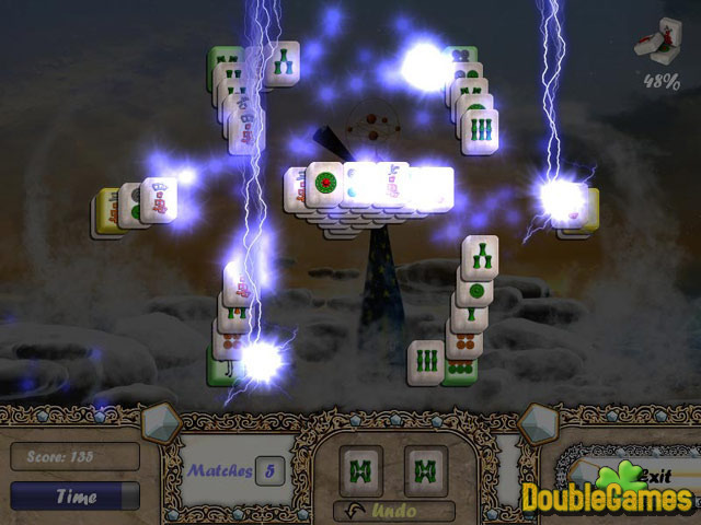 Free Download Aerial Mahjong Screenshot 3