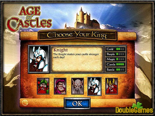 Screenshot descargo de Age of Castles 1