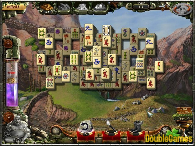 Free Download Age of Mahjong Screenshot 1
