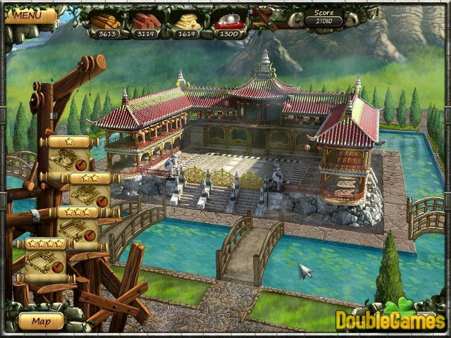 Free Download Age of Mahjong Screenshot 2