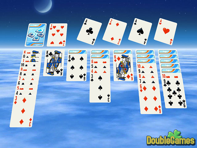 Free Download Air Solitaire Screenshot 1