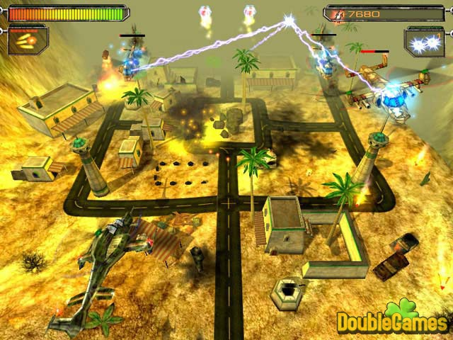 Screenshot descargo de Air Strike 2 1