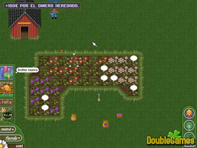Free Download Alice Greenfingers Screenshot 2