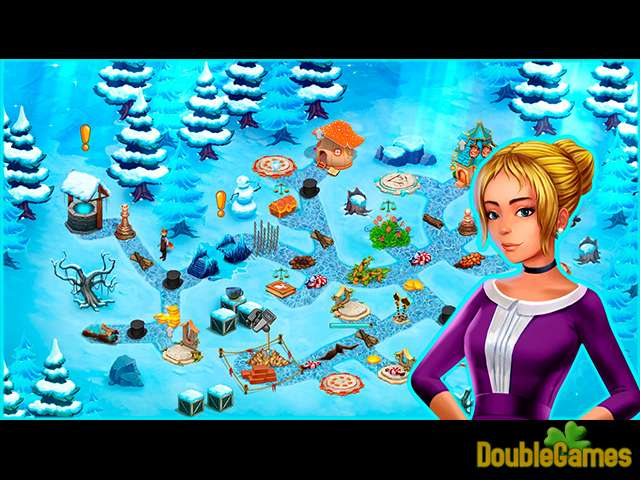 Free Download Alice's Wonderland 3: Shackles of Time Collector's Edition Screenshot 1